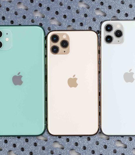 Gebruikers iPhone klagen over snel leeglopende batterij na laatste update