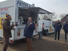 Weinig belangstelling voor Wijchen Lokaal-friet in Niftrik