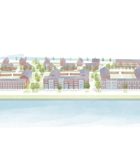 Bedrijventerrein in Lochem maakt plaats voor 120 woningen