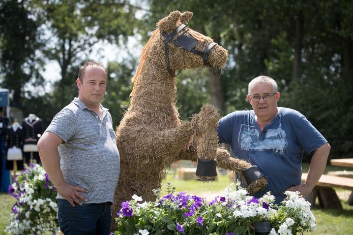 Nick en Joop Simons zijn echte verenigingsmensen.