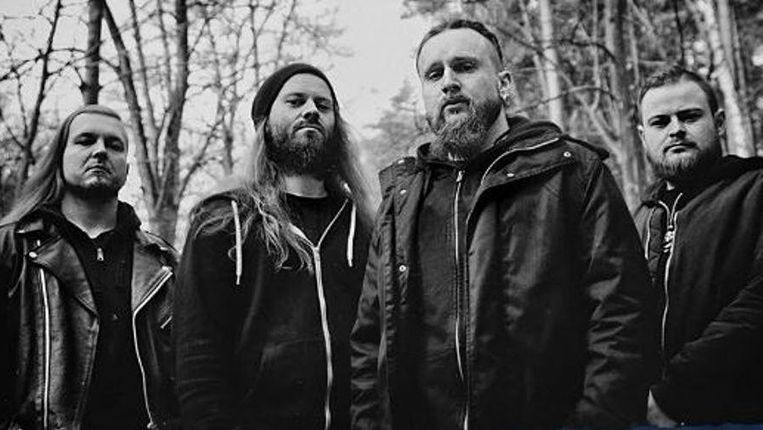 De Poolse metalband Decapitated.