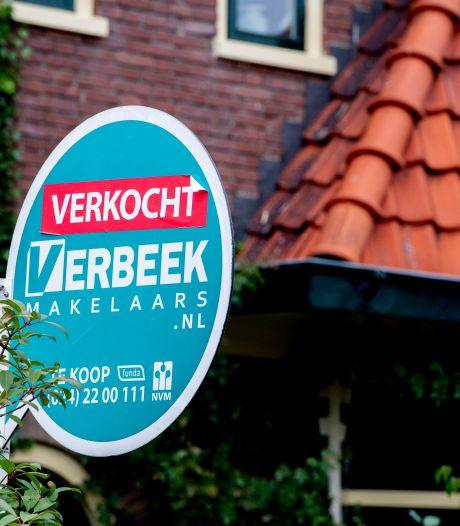 Strijd tegen Nijmeegs woningtekort: wie een nieuw huis koopt, moet er ook zelf gaan wonen
