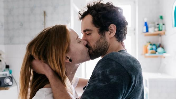 """Een kus is niet zómaar een kus. """"Het kan je seksleven verbeteren"""""""