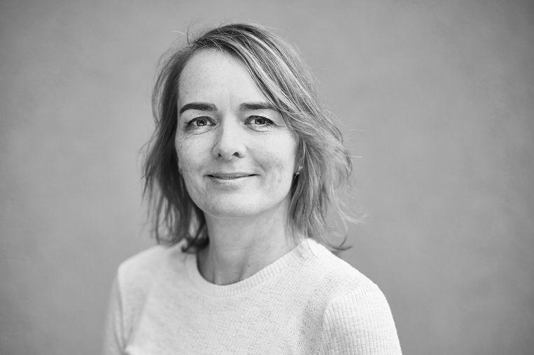 Danielle Jansen, socioloog en universitair docent aan het Universitair Medisch Centrum Groningen en de Rijksuniversiteit Groningen. Beeld -