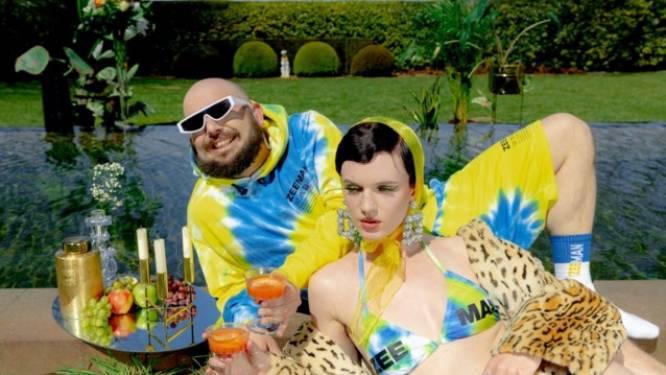 'De Slimste Mens'-finalist Bockie de Repper wordt model voor Zeeman
