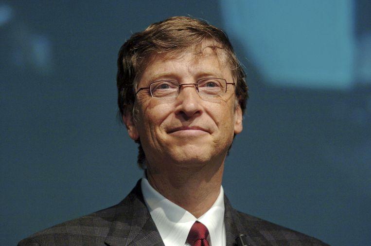 Bill Gates. Beeld Shutterstock