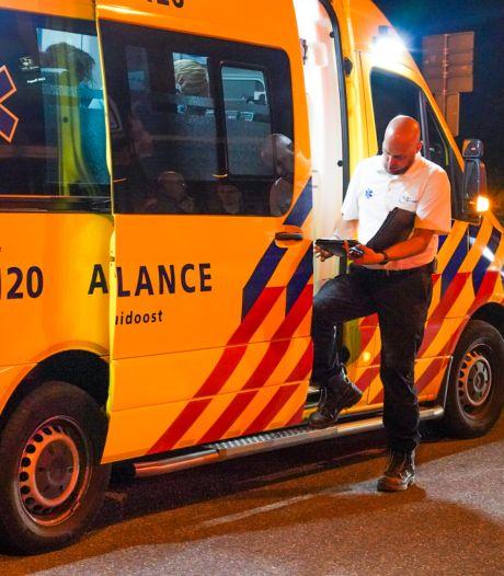 Man (65) op fiets zwaargewond bij ongeluk in Heeze