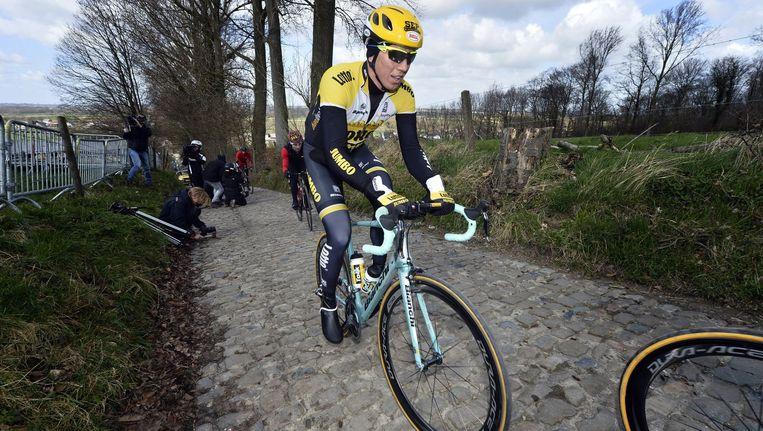 Sep Vanmarcke (Team Lotto.nl - Jumbo). Beeld PHOTO_NEWS