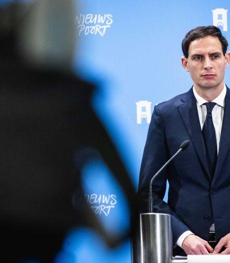 'CDA wil Hoekstra als nieuwe lijsttrekker'