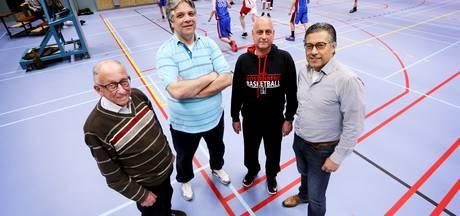 Basketballers Vossenberg doorstaan al vijftig jaar elke storm