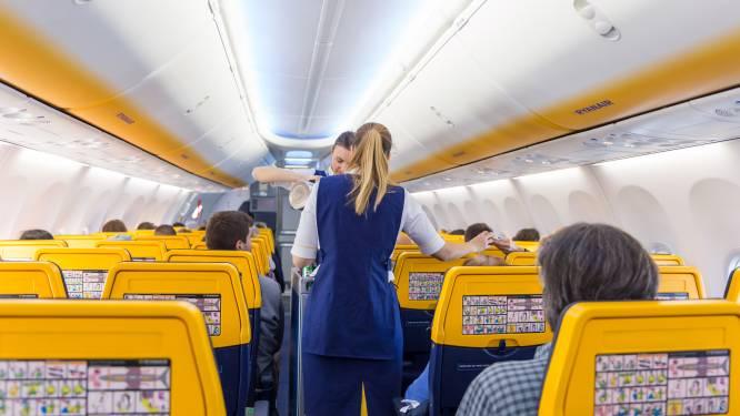Ryanair zoekt Belgisch cabinepersoneel