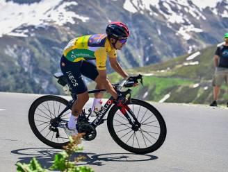 Carapaz houdt stand en wint Ronde van Zwitserland, dagzege voor Mäder