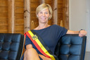 Inge Lenseclaes, burgemeester van Overijse.