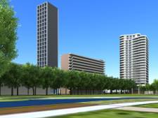 Enthousiasme over nieuw ontwerp woontoren Spoorpark, 'Elegant en onderscheidend'