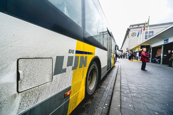Très peu de bus circulent en périphérie bruxelloise et à Louvain.