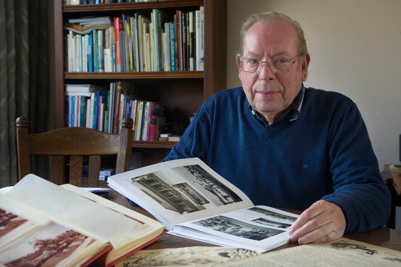 """Johan Altena: """"Mijn interesse in de historie heeft altijd de overhand. Ik vind het geweldig om de geschiedenis van Enter nauwkeurig te kunnen beschrijven."""""""