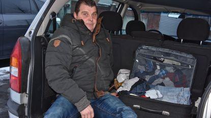 Kurt (46) woont al drie weken in zijn auto: op straat gezet omdat huiseigenaar gasproblemen niet wil oplossen