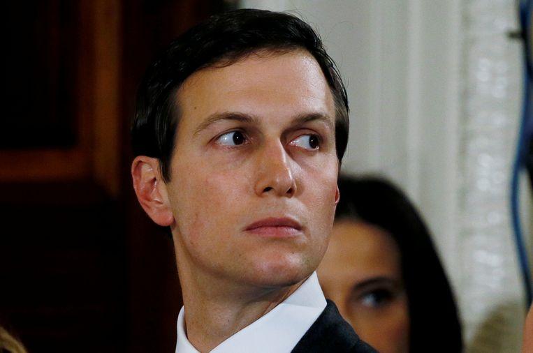 Ook Trumps schoonzoon, Jared Kushner, duikt op het dossier. Beeld REUTERS