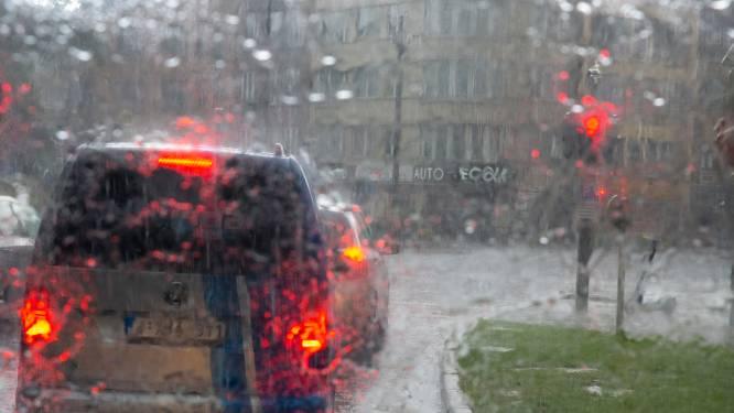 Retour de la pluie cet après-midi