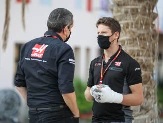 """Romain Grosjean past voor slotmanche in Abu Dhabi: """"Geen risico nemen"""""""