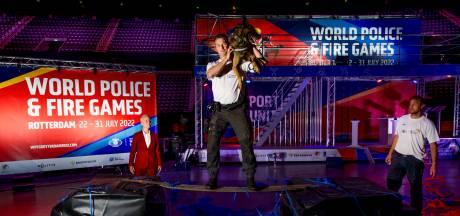 Volgende World Police & Fire Games deels open voor iedereen: 'Een spectaculaire dankbetuiging aan hulpverleners'