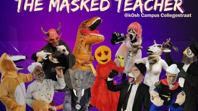 The Masked Teacher bij kOsh is succesverhaal