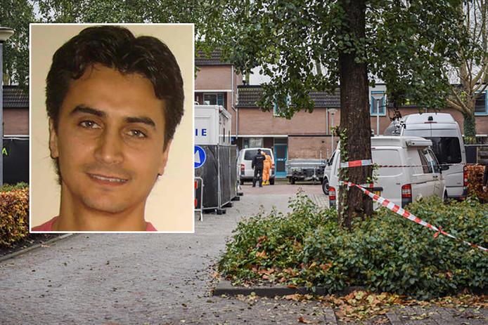De 34-jarige Halil Erol werd in februari 2010 als vermist opgegeven. © ANP/AD
