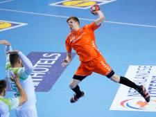 Versteijnen is blij dat hij in Duitsland handbalt: 'Hier is ook alles dicht, het is vooral spelen en trainen'