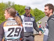Van den Wildenberg geniet als talentcoach BMX'ers: 'Het is ook wat ik het liefst doe'