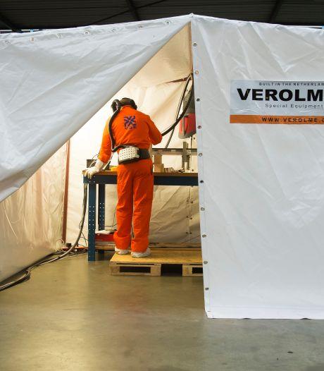 Verolme Moerdijk weer op de been na faillissement: 'Werknemers houden baan'