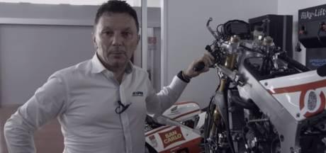 Touché par la Covid, l'ex-champion du monde de moto Fausto Gresini placé dans un coma artificiel