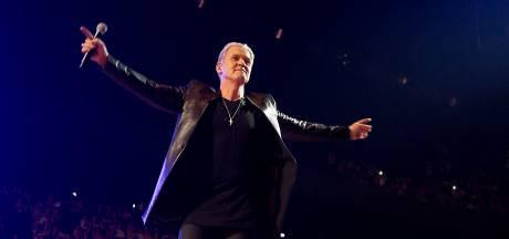 Johnny Logan maakt line-up songfestivalfeest compleet