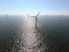 Les parcs éoliens en mer permettraient d'atteindre la neutralité climatique en 2050
