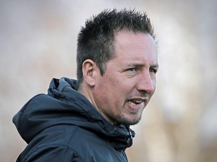 Trainer Ronny Everaerts