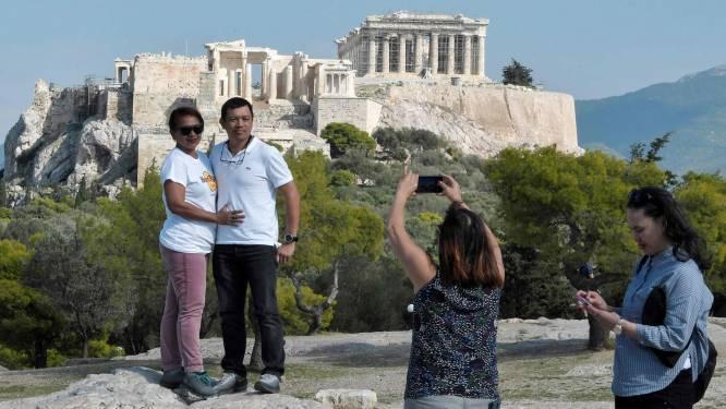 Griekenland verwelkomt EU-toeristen vanaf 14 mei