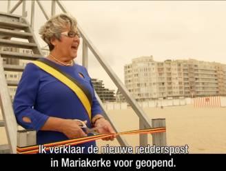 Oud-schepen Martine Lesaffre vertolkt in eerste aflevering 'De Redders' rol van... schepen