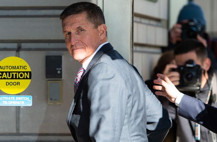 Michael Flynn fut le premier proche du président inquiété dans le cadre de l'enquête sur les soupçons d'entente entre Moscou et l'équipe de campagne du milliardaire républicain, lors de l'élection de 2016.