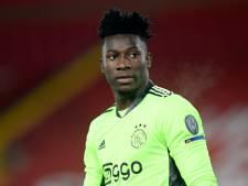 Onana traint na dopingschorsing weer mee met A-selectie Ajax