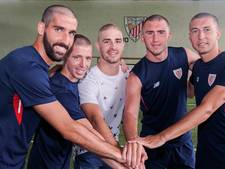 Verdediger Bilbao geneest voor tweede keer van kanker