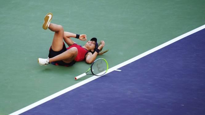 Indian Wells: Paula Badosa et Cameron Norrie sacrés