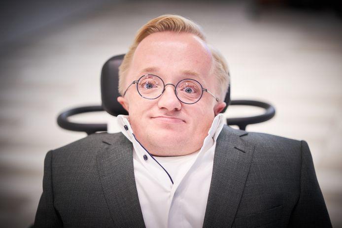 Rick Brink uit Hardenberg stopt als minister van Gehandicaptenzaken.