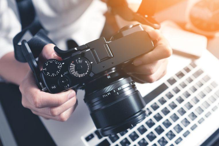Jongeren konden deelnemen aan een fotowedstrijd.