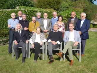 De klas van 1961 vierde dat ze 60 jaar geleden afstudeerde aan het Sint-Antoniuscollege