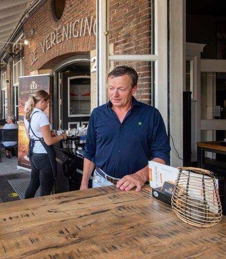 De Vereniging in Elst draait desnoods alleen terras: 'Ik wil mijn vak weer kunnen uitoefenen'