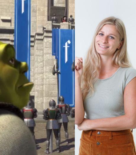Blijf met je poten van Shrek af: wat nou 'niet grappig'?