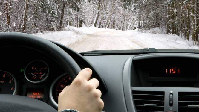 SOS autostress: zo blijf je bij winterweer rustig achter het stuur
