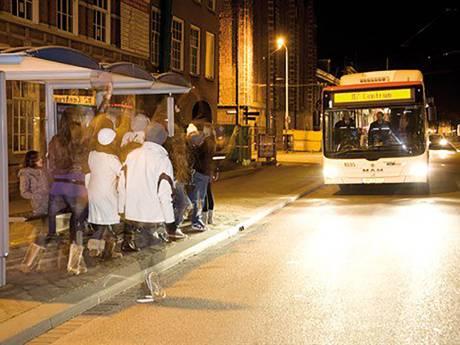 Alphen zet in op nachtbus: 'Meer dan een stapbus'