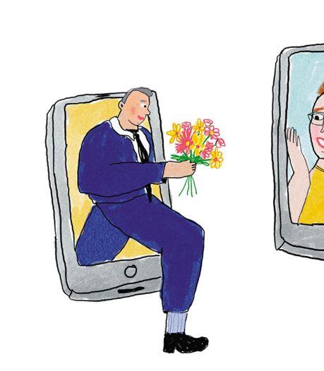Na jaren zonder contact vond Ron Patricia terug: 'Onze relatie bevroor in 1985 en ontdooide in 2017'