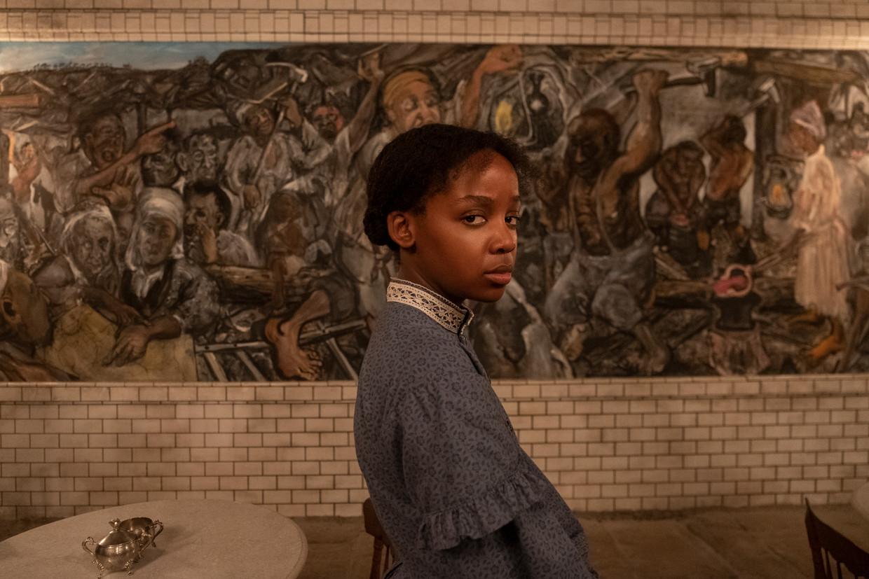 The Underground Railroad Beeld Kyle Kaplan/Amazon Studios