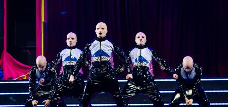 Dansgroep Baba Yega loopt alle talentenjachten af, mét succes